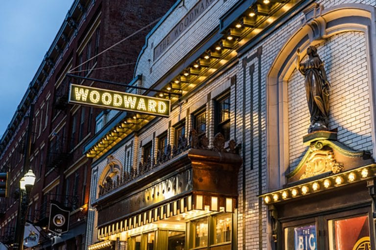 Woodward Theater | 1404 Main